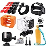 Deyard S-06 27in1 Accessories Bundle for GoPro HERO5 Session HERO Session Camera