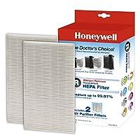 Honeywell True HEPA Replacement Filter HRF-R2 - 2 Pack