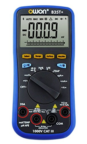 Owon B35T Plus Multimeter