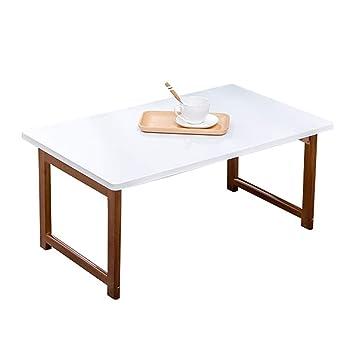 Bandeja de vuelta portátil de bambú con patas plegables | Bandeja de desayuno que sirve la