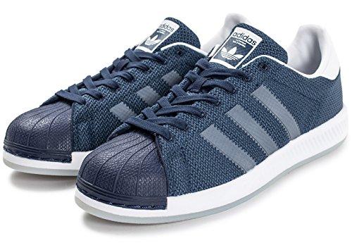 Superstar conavy ftwwht Uomo Blu Scarpe Da conavy Ginnastica Adidas Basse Bounce fxdq18O1