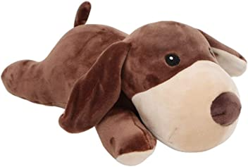 Miniso Dog Stuffed Animal Plush, Plush Toy Girls Boys Kids Over 36 Months Old,