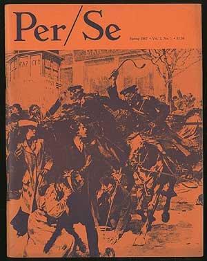 Per/Se - Volume 2, Number 1, Spring 1967