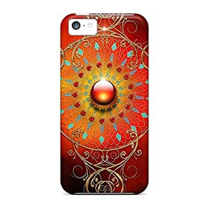 Abrahamcc Aoo1760GfuF Case Cover Skin For Iphone 5c (red Dream Mala)