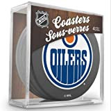 Sher-Wood Hockey NHL Edmonton Oilers Official Coaster