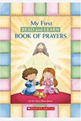 My First Read And Learn Book Of Prayers (My First Read & Learn) Board book