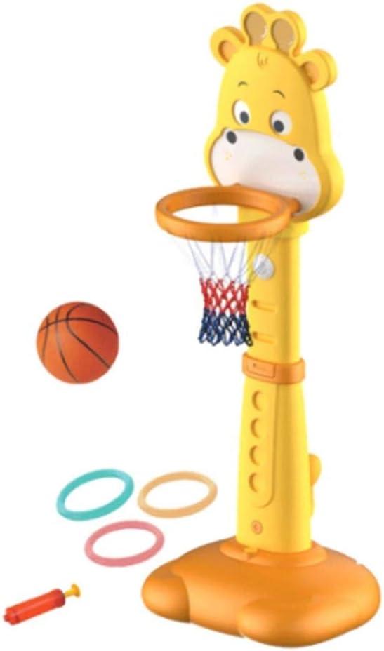 SUON 3 En 1 Niños Canasta De Baloncesto Altura Ajustable 125-155cm ...