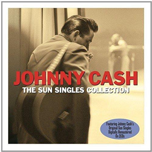 CD : Johnny Cash - Sun Singles Collection (United Kingdom - Import, 2 Disc)