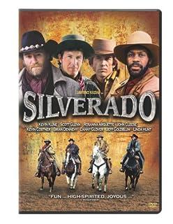 Book Cover: Silverado