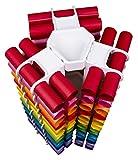 ArtBin Storage Tower Stores 12 Vinyl Rolls White