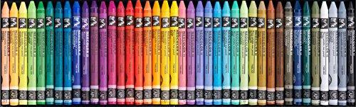 Caran D'ache Neocolor II Crayon - Reddish Yellow (7500.04 )