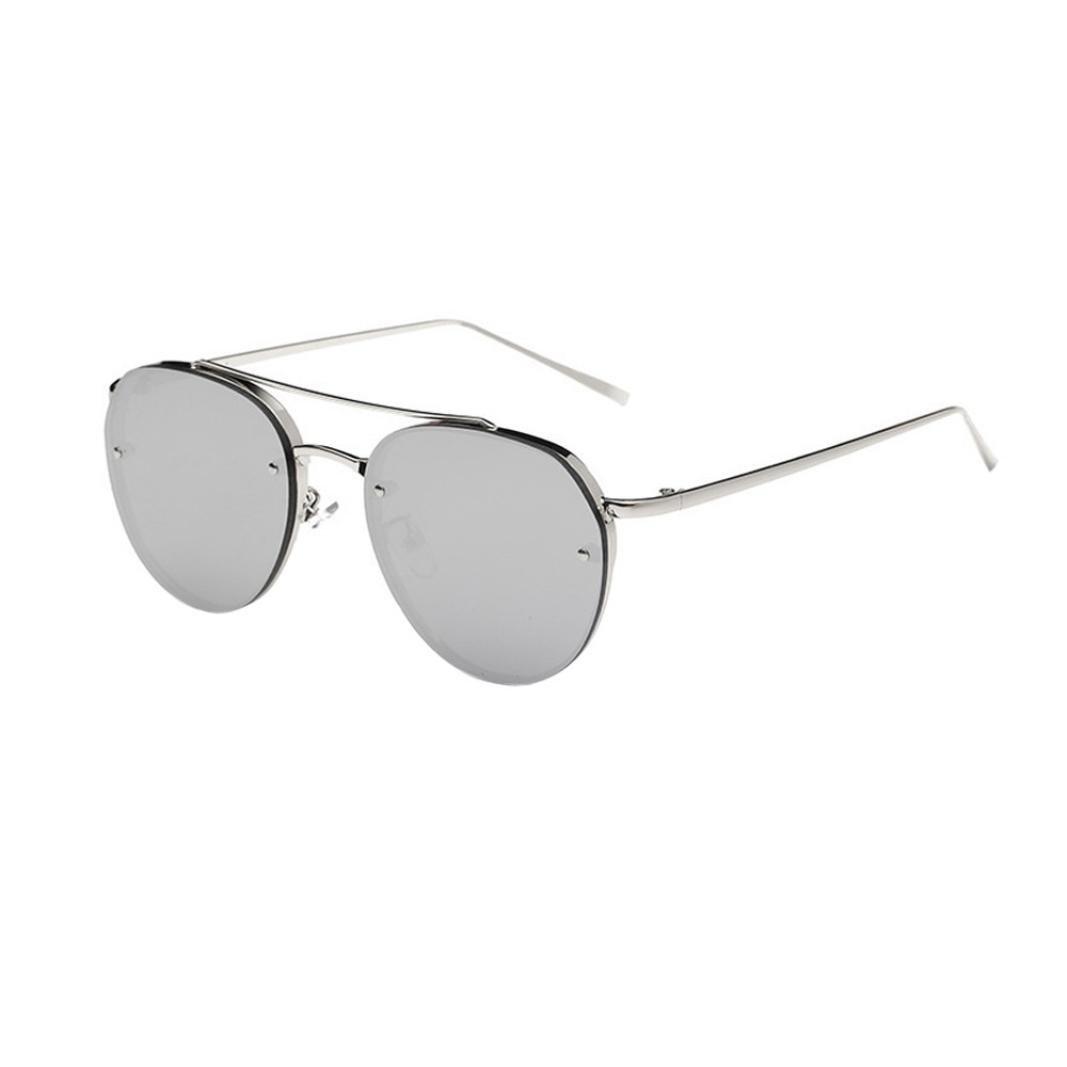 Gafas de sol, gafas de sol circulares de verano para mujer ...