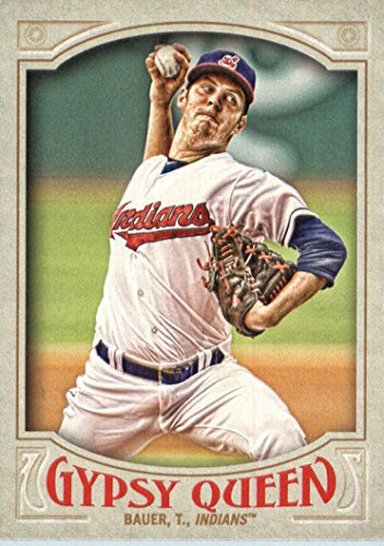 (2016 Topps Gypsy Queen Baseball #269 Trevor Bauer Cleveland Indians )