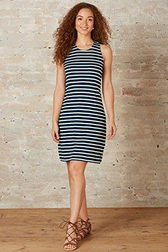 Fair Indigo Fair Trade Organic Halter Dress