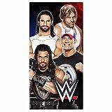 WWE Super 4 Beach Towel