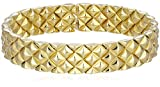 "Chimento ""Armillas"" Yellow Gold Cuff Bracelet"
