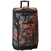 OGIO Tarmac 30 Luggage Bag, Rock and Roll, Checked, Large