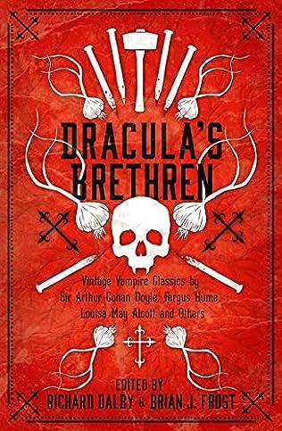 book cover of Dracula\'s Brethren