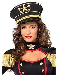 Leg Avenue Women's Military Hat