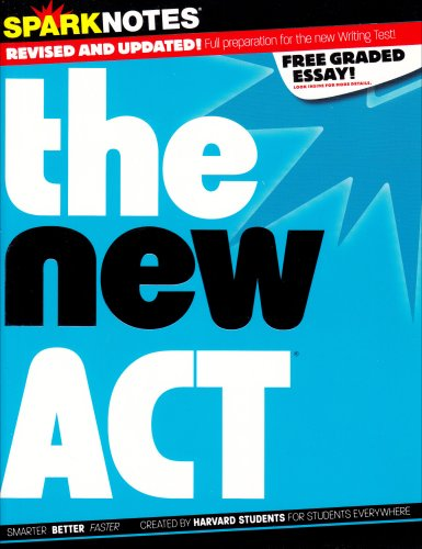 SparkNotes Guide to the New ACT (SparkNotes Test Prep)