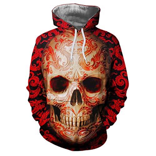 Fashion Loves' Hoodies Casual Autumn Winter Printing Long Sleeve Sweatshirt