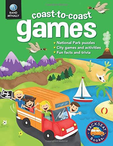 Coast-to-Coast Games (Backseat Books)