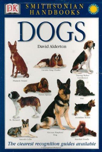 Dogs (Eyewitness Handbooks) - Book  of the Smithsonian Handbooks