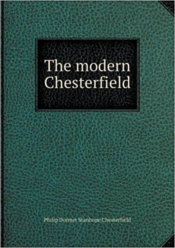 Book The Modern Chesterfield