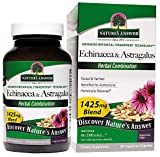 Nature's Answer Echinacea with Astragalus, Vegetarian Capsules, 90-Count Review