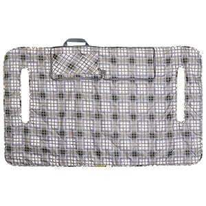 Classic Accessories Classic Accessories Fairway Golf Cart Seat Blanket/Cover, Divot Plaid
