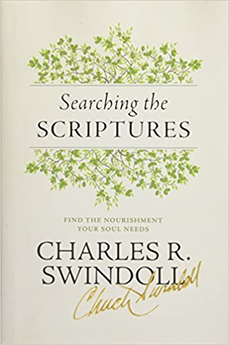 Searching the Scriptures: Find the Nourishment Your Soul