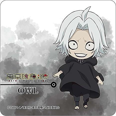Amazon.co.jp: 東京喰種:re オウル ラバーマットコースター: ホビー
