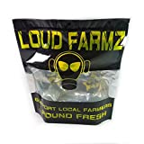 25 Loud Farms XL Dispensary Flower Pound Fresh Smell Proof Mylar Display Bags