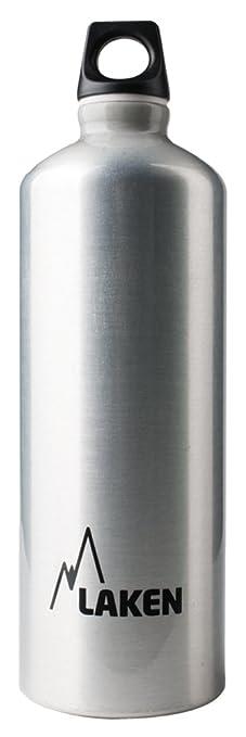 124 opinioni per Bottiglia d'acqua Laken Futura bocca stretta tappo a vite con anello- 1 Litro,
