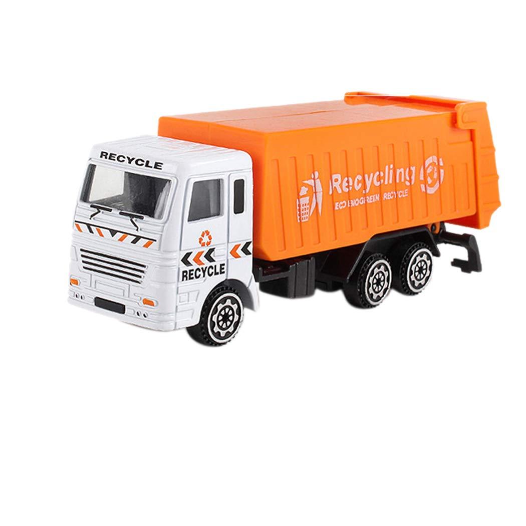史上一番安い Inkach 摩擦式ゴミ箱 トラック 車 おもちゃ 合金 C リサイクルゴミ 運搬 Size トラックモデル エンジニアリング 車 建設 都市車両 リサイクルゴミ 運搬トラック One Size マルチカラー IN-1 C B07HC9DY1Q, 小長井町:eb3f4b7f --- vezam.lt