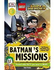 DK Readers L3: LEGO® DC Comics Super Heroes: Batman's Missions: Can Batman and Robin Save Gotham City?