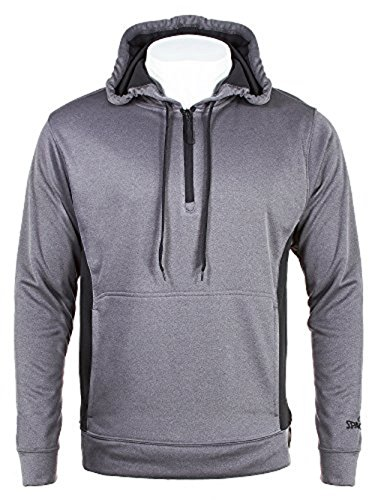 Quarter Zip Hooded Fleece - 2