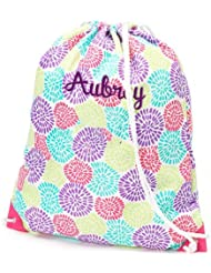 aBaby Bloom Gym Bag, Name: Aubrey
