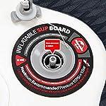 ALYR-Stand-Up-Paddle-Gonfiabile-Tavola-da-SUP-Gonfiabile-Stand-up-Paddle-Board-Tavola-Gonfiabile-da-Stand-Up-Paddle-PinnePompa-a-ManoPaddle-RegolabileKit-di-Riparazione457x86x20cm