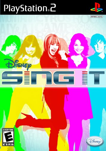 Disney Sing It - PlayStation 2