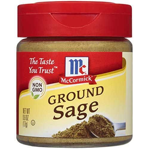 McCormick Ground Sage, 0.6 oz