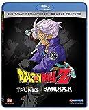 Dragon Ball Z: Bardok / Trunks Double Feature [Blu-ray] [Importado]