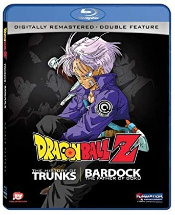 Amazon com: Dragon Ball Z Double Feature: The History of