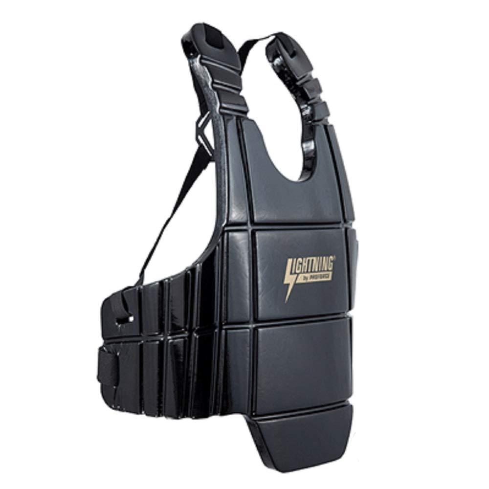 ProForce Lightning Bodyguard Chest Gear - Black - Large by Pro Force