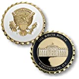 Vice Presidential Service Badge Challenge Coin
