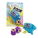 Confetti Shooter 6 Shooter Pre-Loaded Party Popper Favor