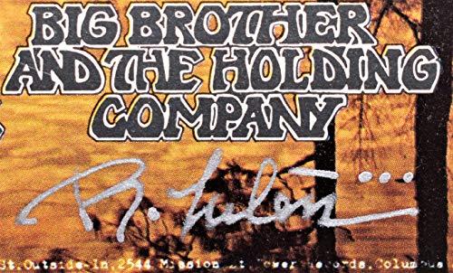 - Steve Miller Band Handbill 1970 Signed by Randy Tuten
