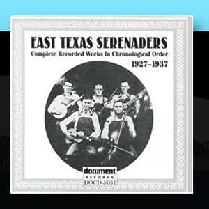 East Texas Serenaders (1927-1937)