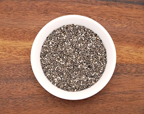 Anthony's Organic Chia Seeds 2.5lbs, Certified Gluten-Free, Non-GMO