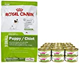 Royal Canin Size Health Nutrition X-Small Puppy Bundle